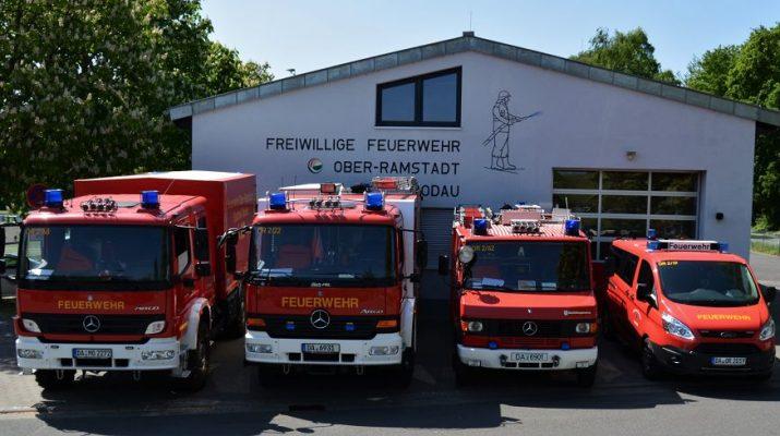 Fahrzeuge Feuerwehr Modau